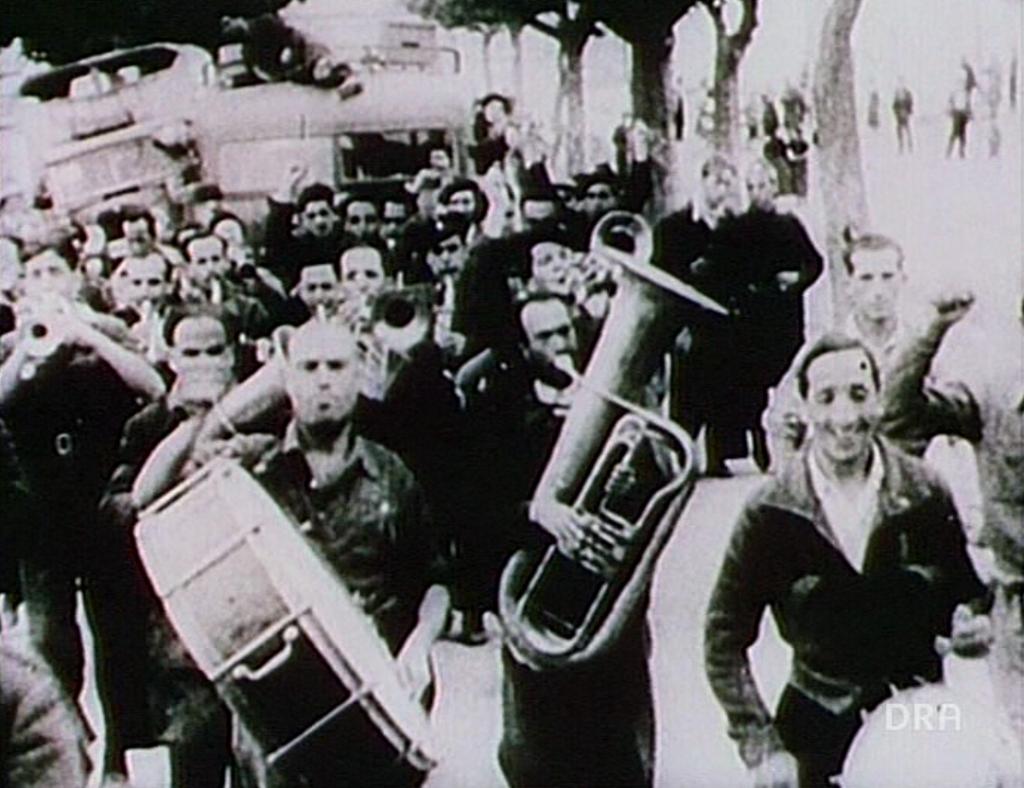 Von der Kraft des Liedes (1984): Kapelle des Spanischen Bürgerkrieges