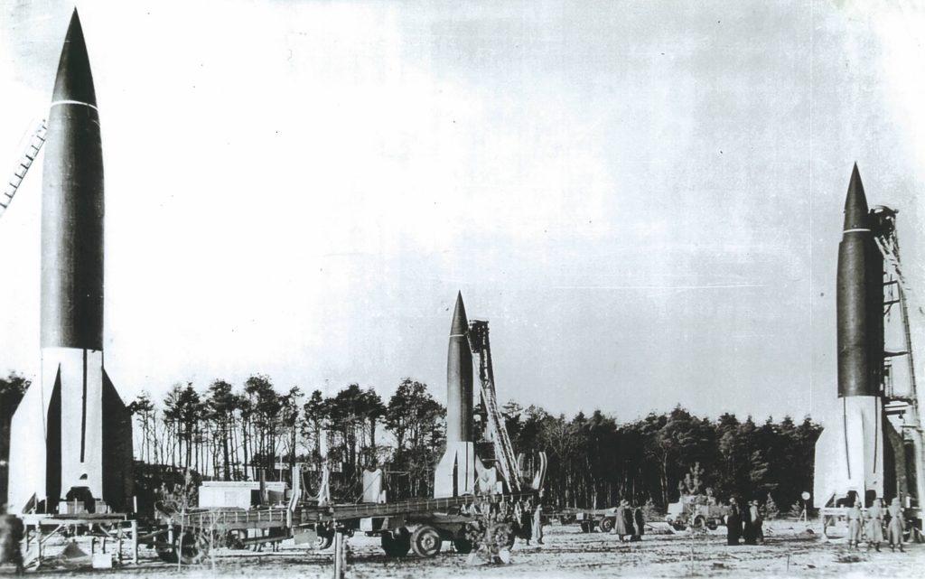 Akte Peenemnuende: Historisches Foto (Copyright: Film und Fernseh GMBH)