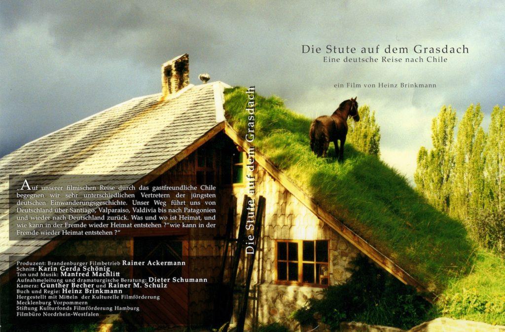 DVD-Cover Die Stute auf dem Grasdach