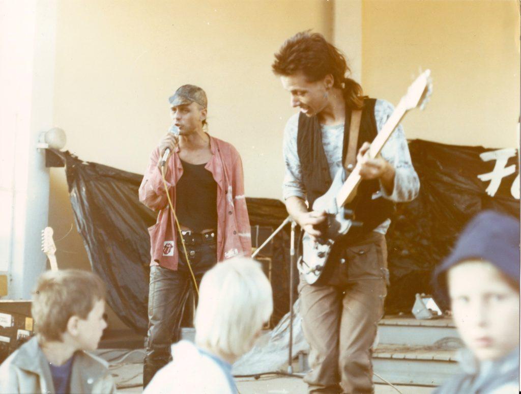 Ostseebox 1986: FeelingB (Foto: Heiko Koinzer)