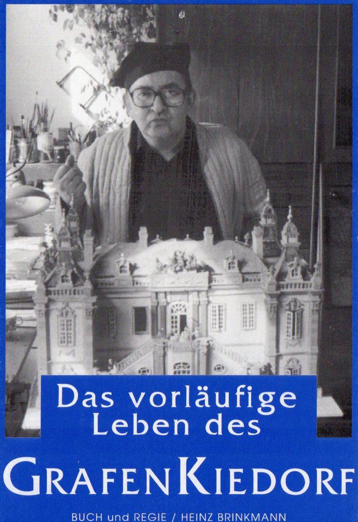 Filmplakat: Das vorläufige Leben des Grafen Kiedorf