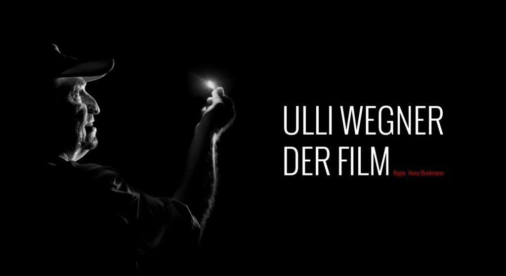 Plakat zum Film über Ulli Wegner