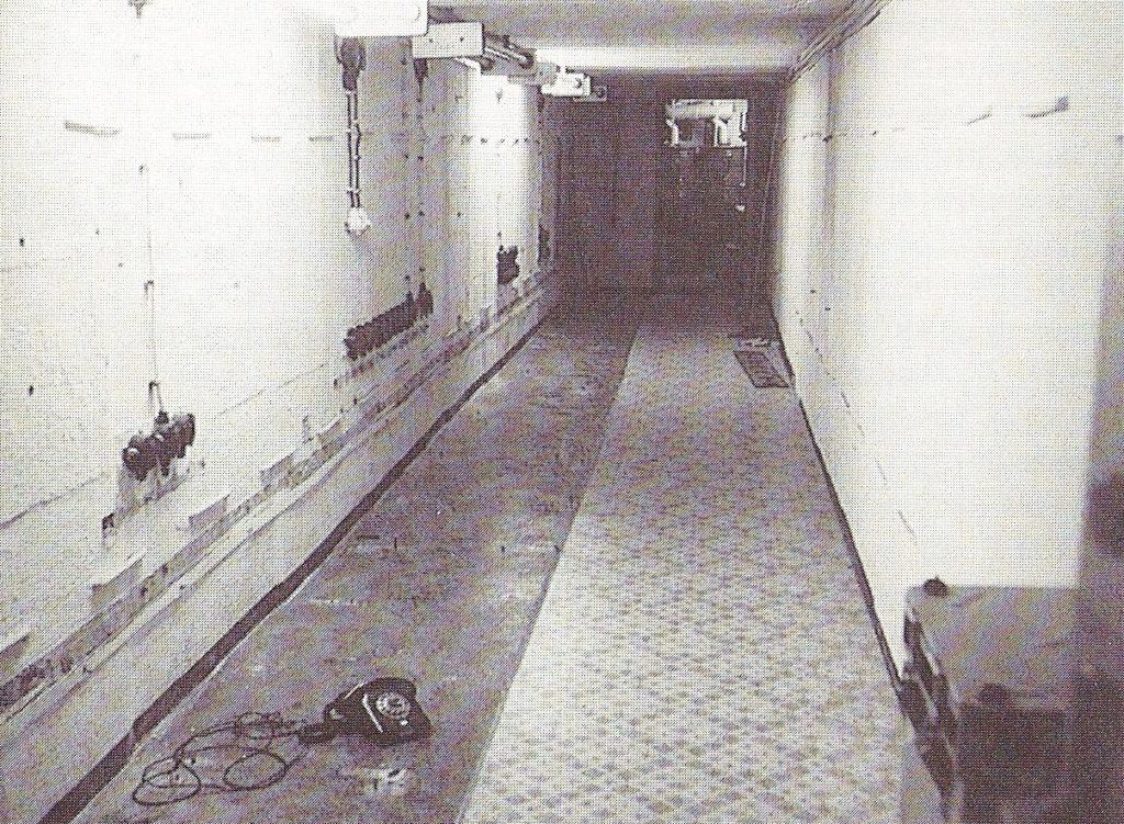 """""""Waldschlösschen""""-Bunker (Foto aus dem Katalog zum 50. Geburtstag von Heinz Brinkmann)"""