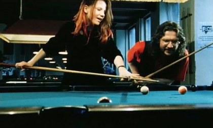 1994: Irrgarten – Michael beim Billard