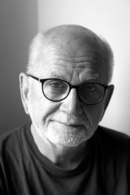 Heinz Brinkmann Februar 2019 - Foto: Rainer Ahrendt